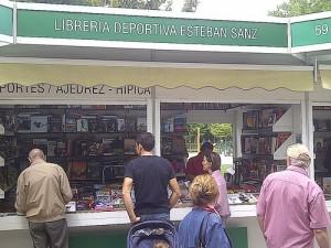 Feria del libro de Madrid-Espiritu Gonzalez-2