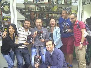 Feria del libro de Madrid-Espiritu Gonzalez-3