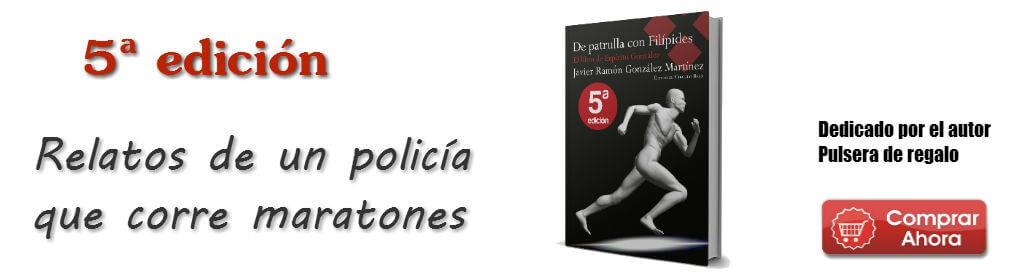 Quinta edición libro De Patrulla con Filípides