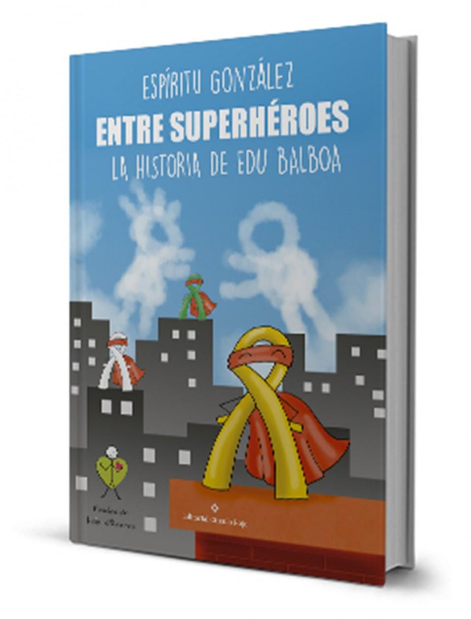 entre superheroes