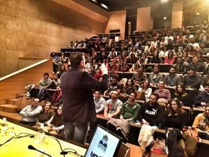 conferencia motivacional-charla motivacion-Espiritu gonzalez-San Fernando-foto 3
